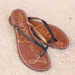 SAM EDELMAN Flat Summer Sandal Size 8